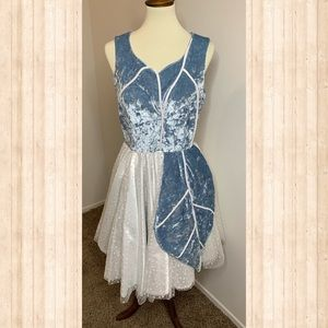 Dresses & Skirts - Periwinkle Inspired 1950s Dapper Day Dress
